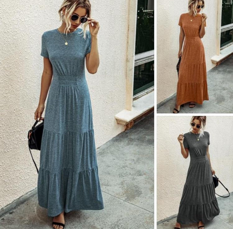 Edee - Scoop Maxi Dress