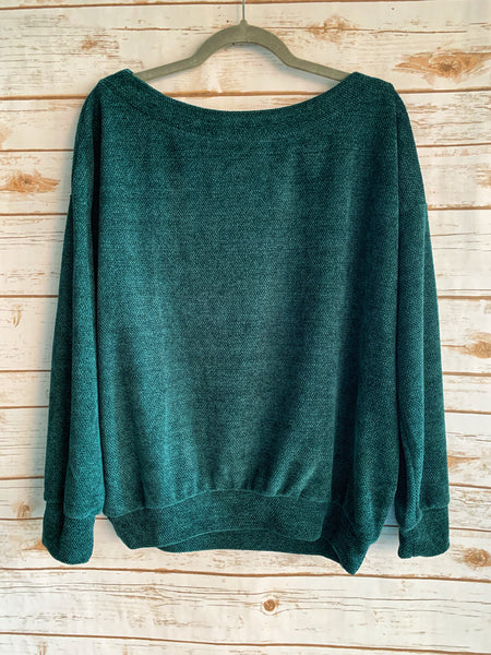 Yasmine - Dolman Knit Sweater
