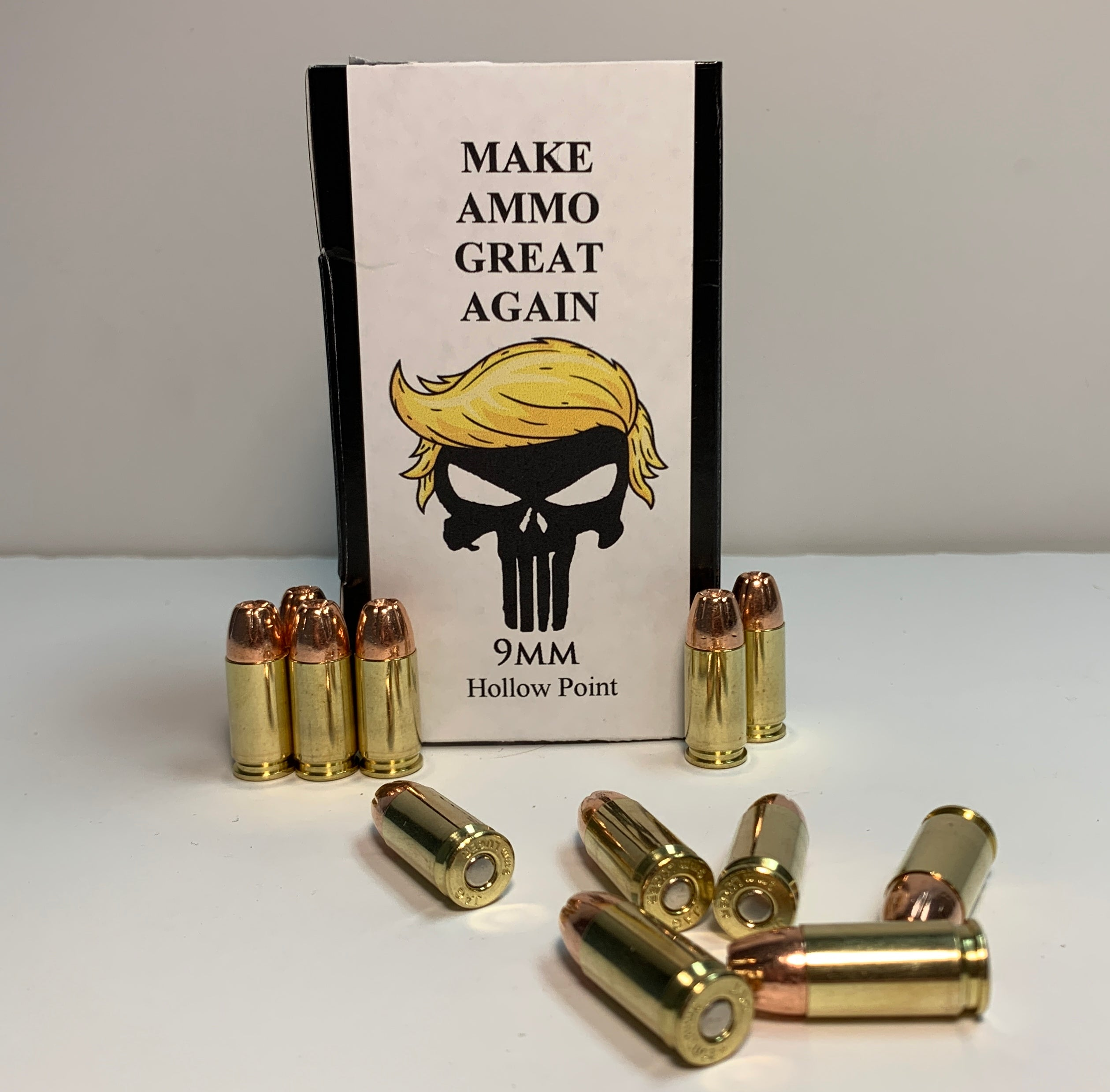 9mm Punisher Ammo