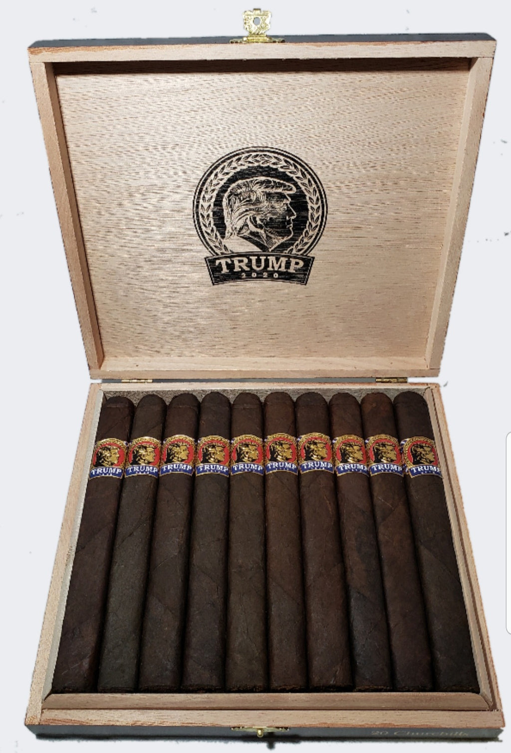 Trump 2020 Presidential Cigars  Includes 20 Cigars
