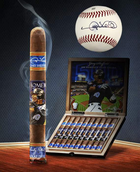Rocky Patel HR 500 Box of 10 (Includes a Free Baseball and Free Shipping)
