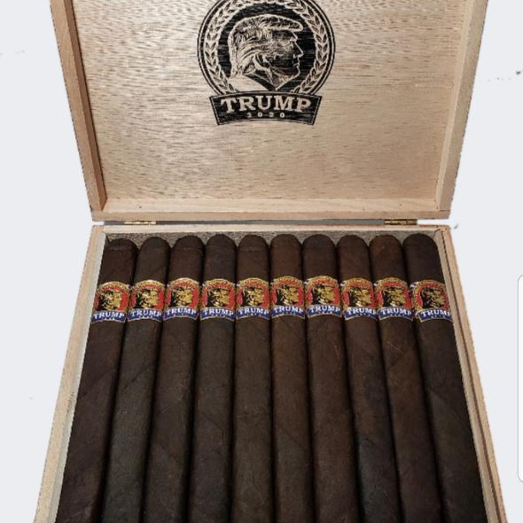 Trump 2020 Presidential Cigars (Includes 20 Cigars) ** SOLD OUT ** More Coming