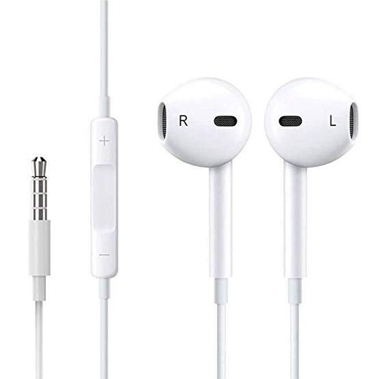 Earpods m/ 3,5mm Jackplug