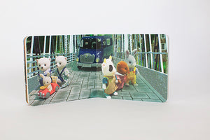 ISIS IN SYLVANIA Ltd edition art book.