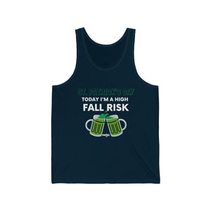 SPD: Fall Risk Men's Tank
