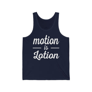 Motion is Lotion Men's Tank