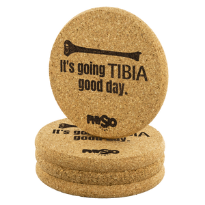 It's Going Tibia Good Day Coasters