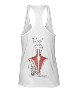 Trap Queen Racerback Tanks