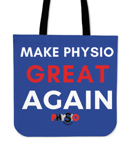Make Physio Great Again Tote Bag