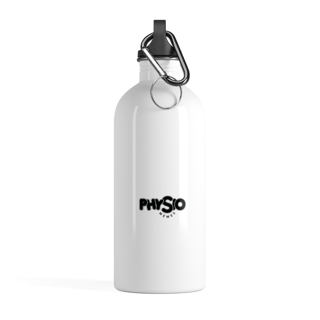 "Mug Fall Is A Four Letter ""F"" Word We Don't Like Stainless Steel Water Bottle - Physio Memes"