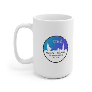 NYC Musical Theatre Performers Mug
