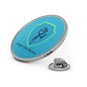 Certified Gait Mechanic - Metal Pin