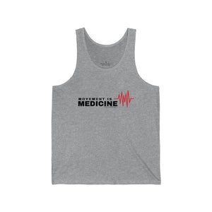 Movement is Medicine Men's Tank