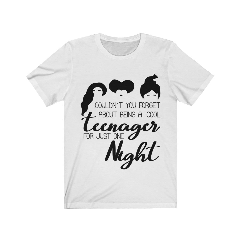 T-Shirt Couldn't You Forget About Being A Cool Teenager Shirt - Physio Memes