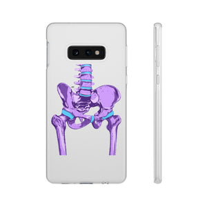 Pelvis (KAK Design) Flexi Phone Cases