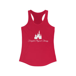 Fairytale Physical Therapy Racerback Tank