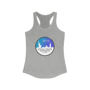 NYC Musical Theatre Performers Racerback Tank