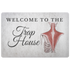 Welcome To The Trap House Doormat