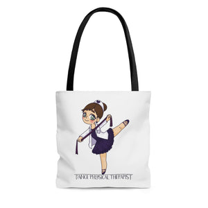 Dance Physical Therapist Tote Bag
