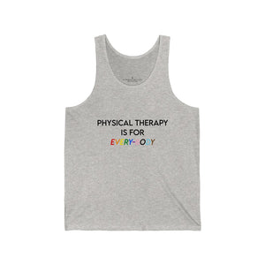 Physical Therapy is for Every-Body Men's Tank