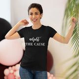 T-Shirt Adjust The Cause Women's Triblend Shirt - Physio Memes