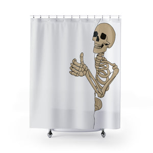 Anatomy Shower Curtain (Bones)