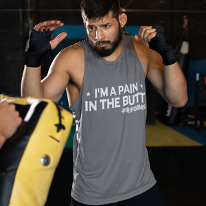I'm A Pain in the Butt- Piriformis Men's Tank