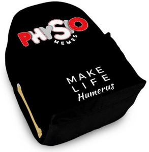 Make Life Humerus Backpack
