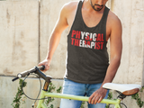 Tank Top Physical Therapist (Canadian Flag) Men's Tank - Physio Memes