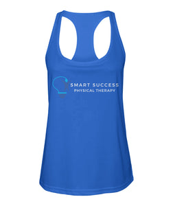 Smart Success PT Womens Racerback Tanks