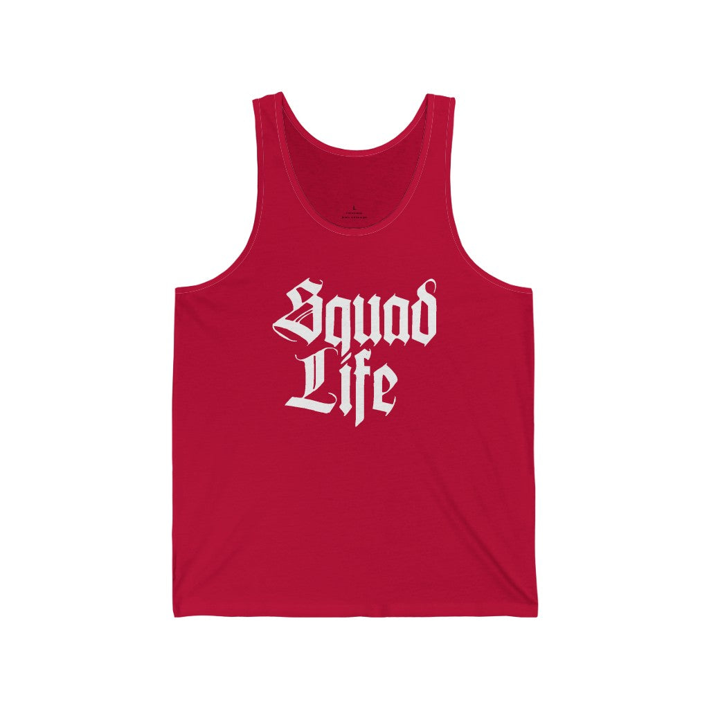 Tank Top Squad Life Men's Tank - Physio Memes