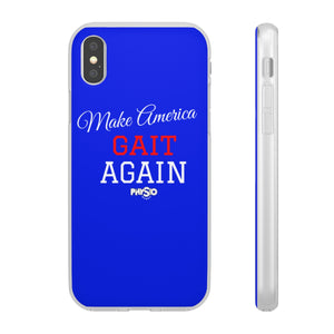 Make America Gait Again Flexi Phone Cases