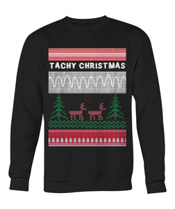 Tachy Christmas Sweater