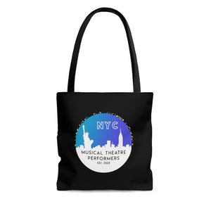NYC Musical Theatre Performers Tote Bag