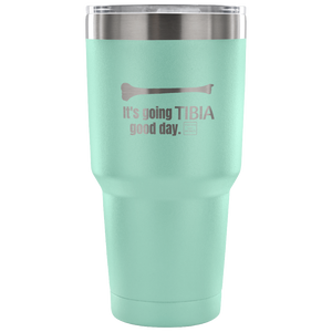 It's Going Tibia Good Day Travel Mug