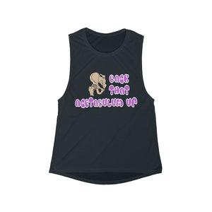 Back That Acetabulum Up Women's Muscle Tank