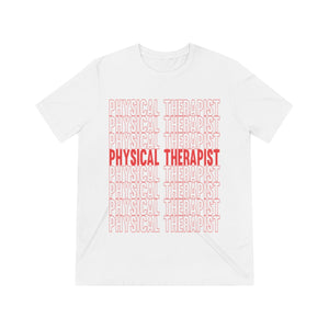 Physical Therapist (Red) Shirt