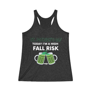 SPD: High Fall Risk Racerback Tank