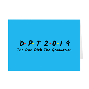 DPT 2019 Folded Cards