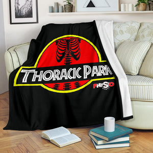 Thoracic Park Blanket