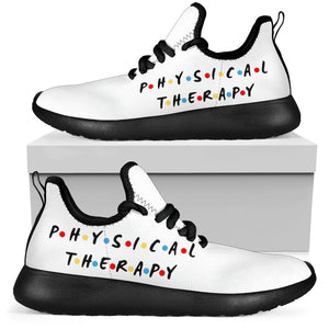 Physical Therapy- I'll Be There For You Mesh Shoes