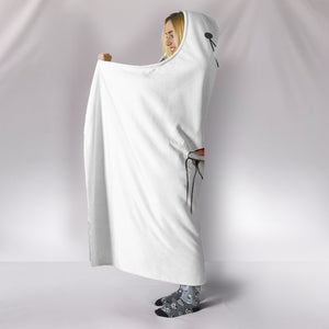 Trap Queen Hooded Blanket
