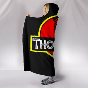 Thoracic Park Hooded Blanket
