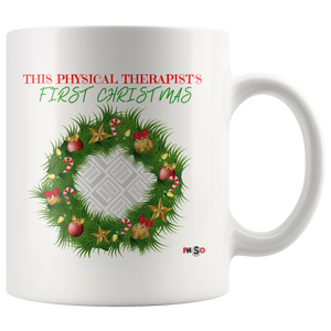This Physical Therapist's First Christmas