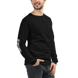 Doctor of Physical Therapy Under Scrub Long Sleeve Tee