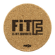 Fit Is My Favorite F Word Coasters