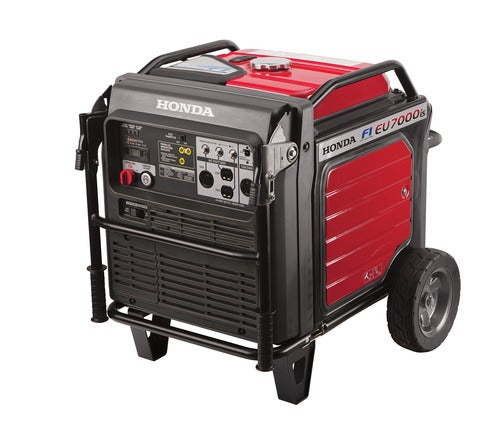 Honda GX390 EU7000iS Generator