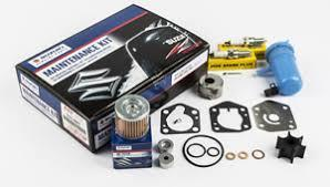 Suzuki Marine Maintenance Kit- DF9.9B/ 15A/ 20A 17400-89810