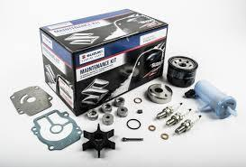 Suzuki Marine Maintenance Kit- DF25A /30A; 2015&UP; 17400-94821