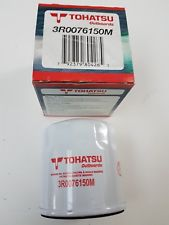 TOHATSU OIL FILTER, 9.9-60 HP 4-STROKE  3R0076150M